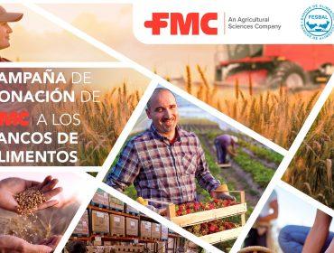 Campaña solidaria de FMC en apoyo a los Bancos de Alimentos