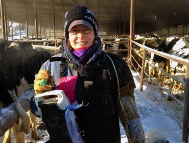 «La leche nos puede decir mucho sobre el estado de la vaca individual y sobre la salud del rebaño»