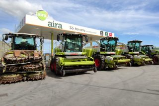 Aira invierte más de 1,5 millones de euros en renovar y ampliar su parque de maquinaria