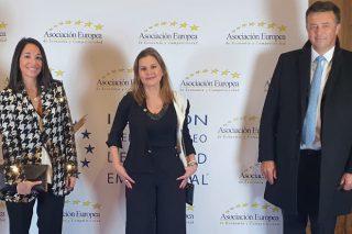 De Heus recibe el Premio Europeo a la Calidad Empresarial por su compromiso con la calidad y la sostenibilidad