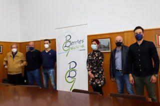 Presentan la asociación de productores Berries Galicia