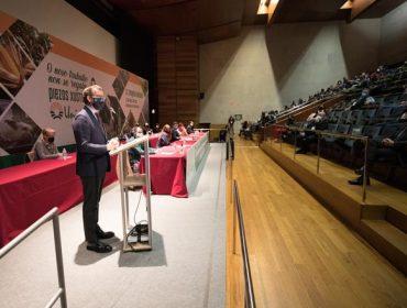 Unións Agrarias escenifica la apuesta por un «sindicalismo útil que aporte soluciones»