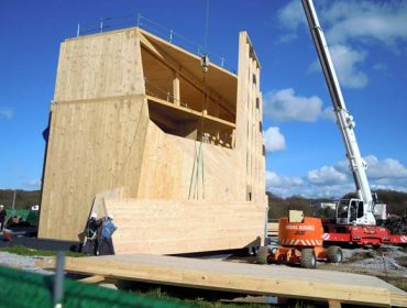 Futuro del pino gallego (II): cuatro industrias de la madera innovadoras