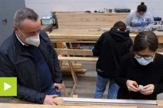 Construcción en madera, una tendencia de interés para el monte gallego