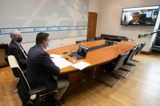 La Xunta anima a las empresas del sector agroganadero, agroalimentario y forestal a presentarse a los fondos europeos Next Generation