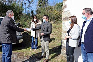 Finalizada la parcelaria de 1270 hectáreas en Riotorto