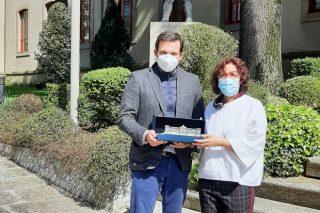 Premio a Syngenta por sus 69 años de apoyo al gallego a través de su Almanaque Agrícola ZZ