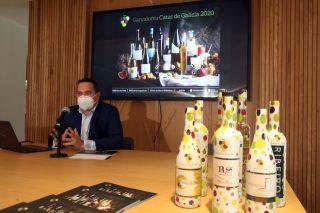 Las catas de los vinos y aguardientes de Galicia también premiarán este año la mejor botella y etiqueta