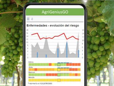 BASF presenta Agrigenio Vite by Horta: La nueva herramienta que ayuda al viticultor