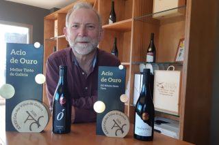 Prómine Singular: Así se elabora el mejor tinto de Galicia en 2020