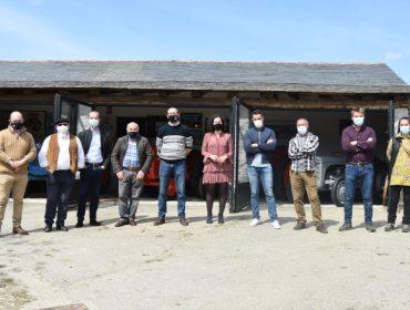 Medio Rural de la Diputación de Lugo apoya al sector agroganadero frente a la Covid 19