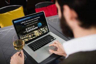 Iniciativa para dar a conocer los vinos amparados por Galicia Calidade