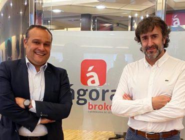Ucoga cierra un acuerdo con Ágora para la contratación de seguro agrario