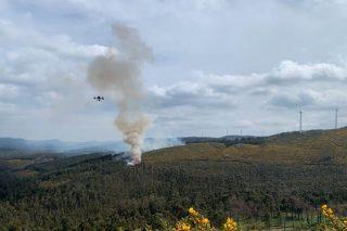 Oposición ecologista a las quemas controladas en monte