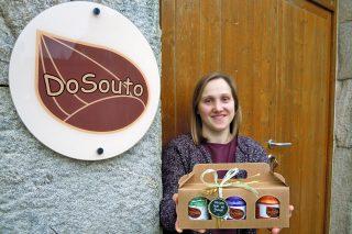 DoSouto, una iniciativa que le da valor añadido a las castañas y frutas de temporada