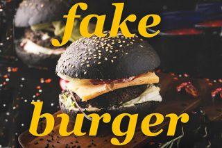 """Campañas contra el fraúde de anunciar """"pollos vegetales"""" y """"hamburguesas vegetales"""""""