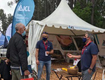 ICL presenta el nuevo Agroblen con tecnología V-Factor para nuevas plantaciones forestales