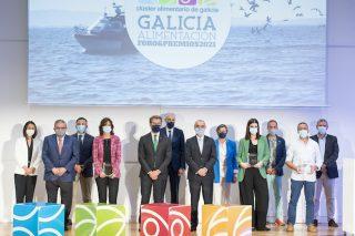 Calvo, Nueva Pescanova, Asoporcel y Gadis, premios Galicia Alimentación 2021