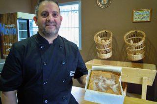 Pastelería Marisa, la repostería hecha con las castañas de O Courel