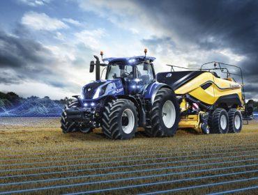 New Holland lanza su nuevo tractor T7 Heavy Duty
