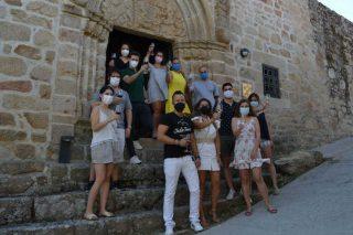 Lleno absoluto en las actividades del programa alternativo de la Feria del Vino de Monterrei