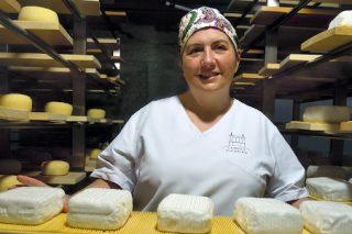 Gandería Quintián, quesos que rezuman autenticidad