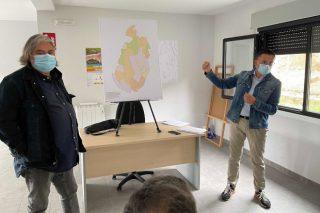 La Xunta promueve un polígono de 100 hectáreas para viñedo en el ayuntamiento ourensano de Leiro