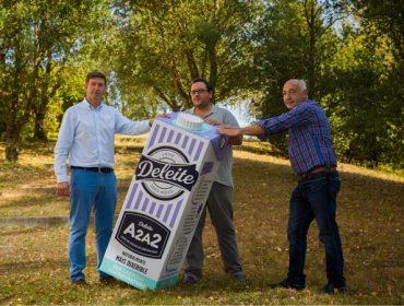 Deleite lanza en España la leche A2, una leche natural más digerible