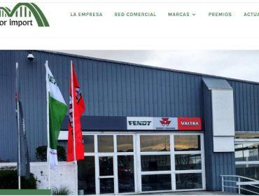 Oferta de trabajo: Tractor Import busca comercial de maquinaria agrícola para Galicia