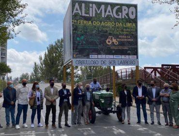 Arranca Alimagro 2021, II Feira do Agro da Limia