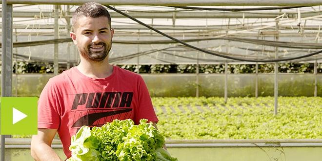 Relevo generacional en la agricultura gallega: