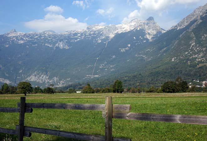 Eslovenia, donde la ganadería cuida del paisaje y atrae turismo