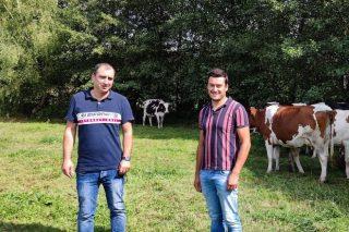 Rousil SC: Una apuesta por producir leche de pastoreo A2A2 en Val de Camba