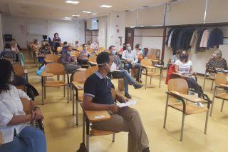 Reunión en Santiago del proyecto europeo Click on T para difundir buenas prácticas agroganaderas contra el cambio climático