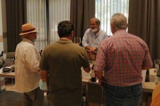 Los vinos de Valdeorras inician hoy en Sevilla una minigira por distintas ciudades españolas