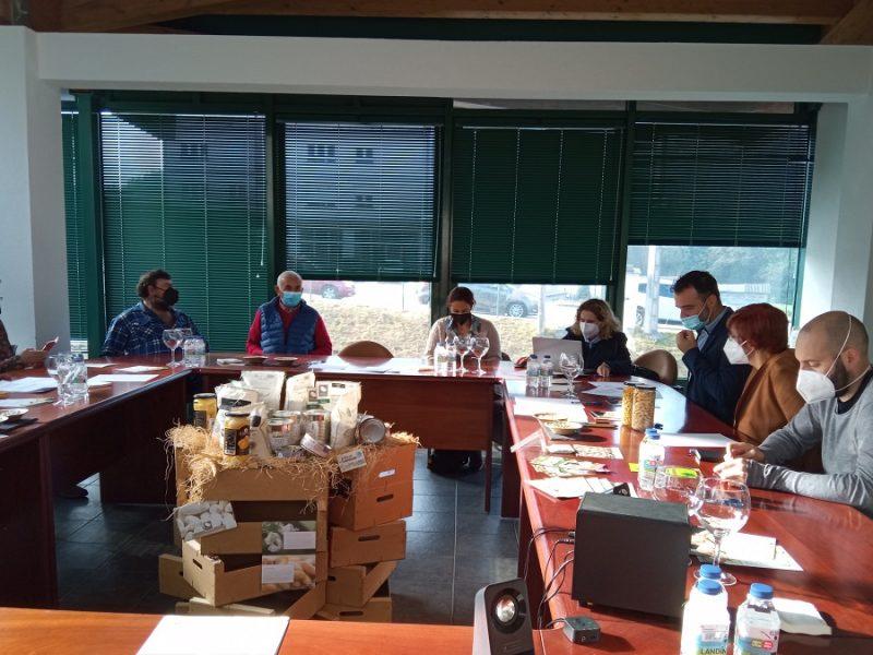 Un nuevo proyecto promueve la profesionalización del cultivo de Faba de Lourenzá