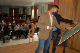 Medio Rural prevé crear un polígono agroforestal de 224 hectáreas en el ayuntamiento ourensano de A Arnoia