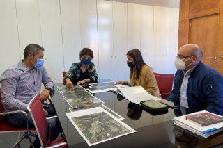 La Xunta prevé crear un polígono agrario en Tomiño para planta ornamental y fruticultura