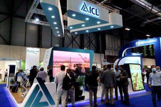 ICL presentó en Fruit Attraction las últimas tecnologías de fertilización