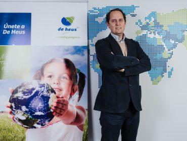 Jaime Alcañiz, nuevo Director de Marketing y Estrategia de De Heus España