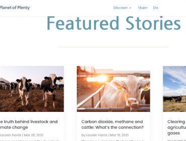 Alltech® lanza Planet Of Plenty™, la iniciativa para reducir la huella de carbono en las explotaciones agropecuarias