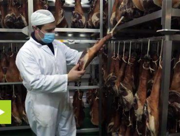 Jamones González, artesanía del porcino desde 1923
